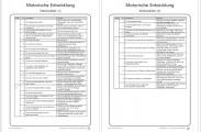 Beispiel-Portfolio-Vorlage Kompetenzen für Kinder bis 48 Monate