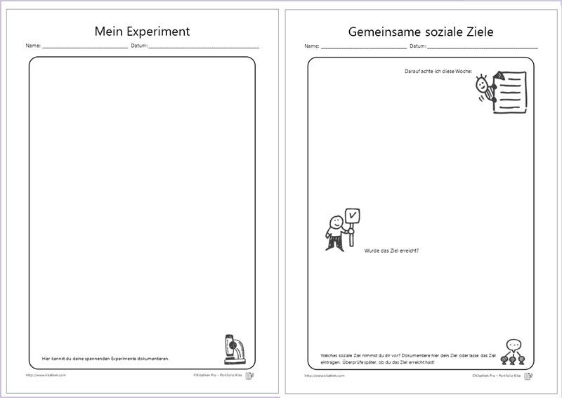portfolio kindergarten vorlagen kostenlos ca78 messianica. Black Bedroom Furniture Sets. Home Design Ideas